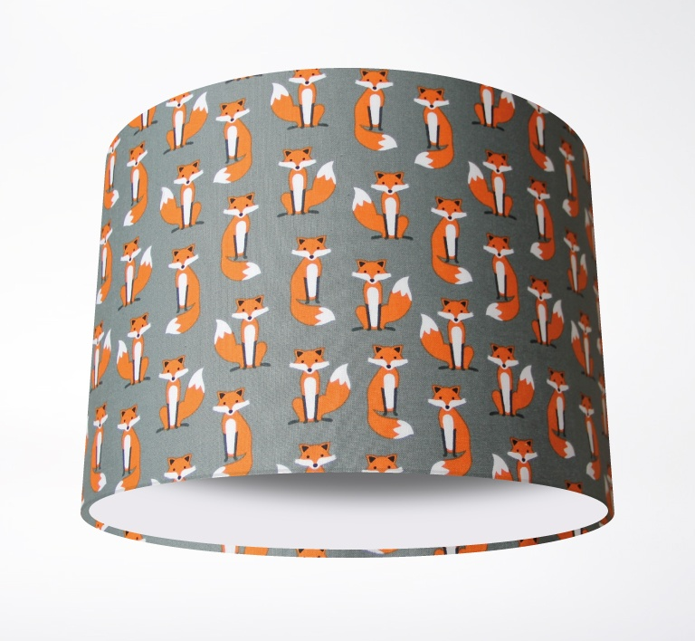 Fabulous_Foxes_LampshadePLAIN