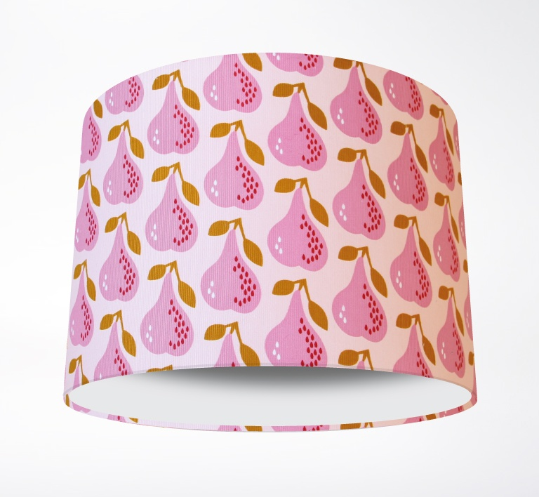 Juicy_Pears_Cord_Lampshade-PLAIN