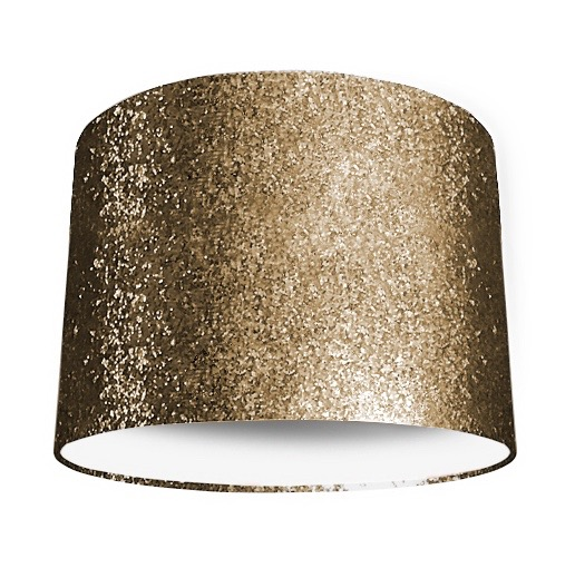 Gold_Glitter_Lampshade