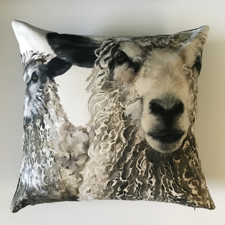Sheep_Cushion