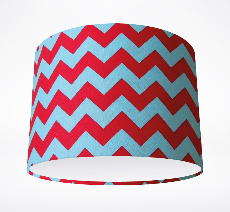 Aqua_&_Red_Chevron_Lampshade.jpg