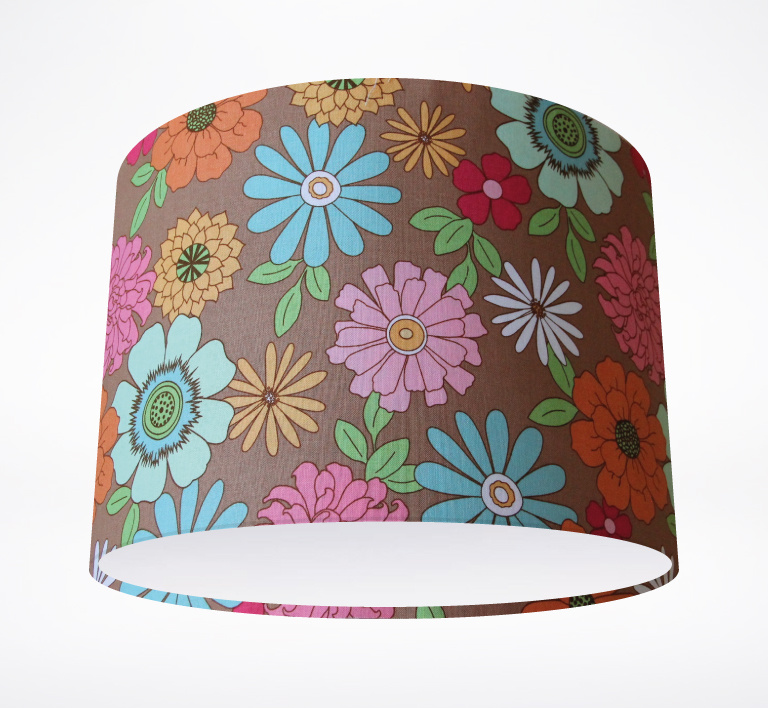 Flower_Patch_Brown_Lampshade.jpg