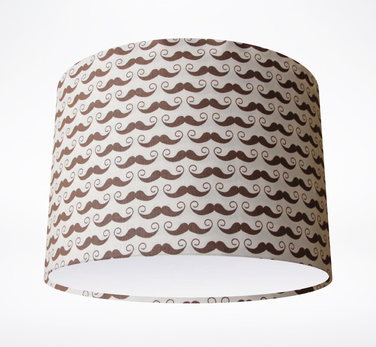 Geekly_Chic_Brown_Moustache_Lampshade.jpg