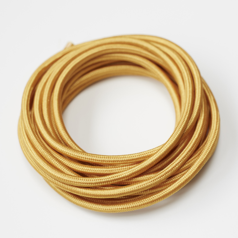 Gold Round Fabric Lighting Cord Flex.jpg