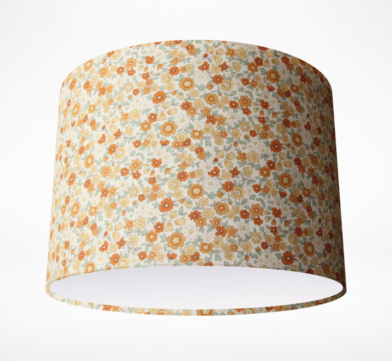 Retro_Gold_Wild_Flowers_Lampshade.jpg