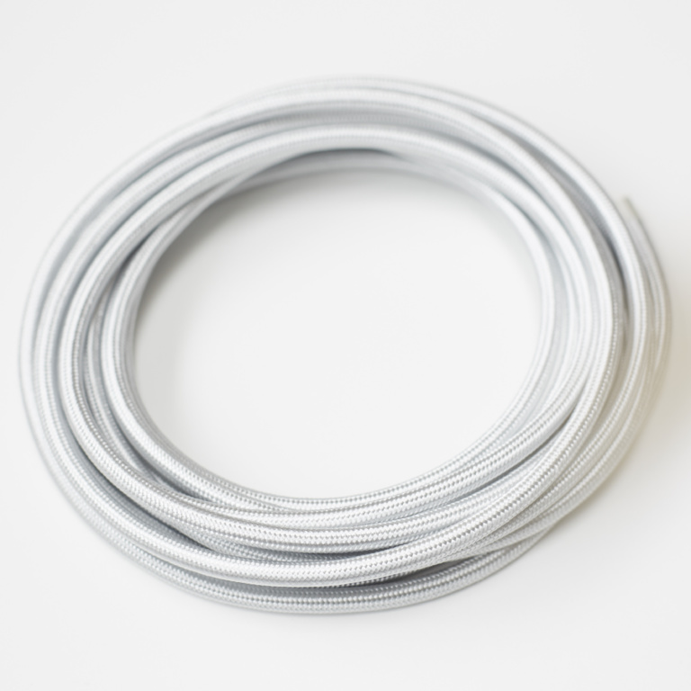 Silver Round Fabric Lighting Cord Flex.jpg